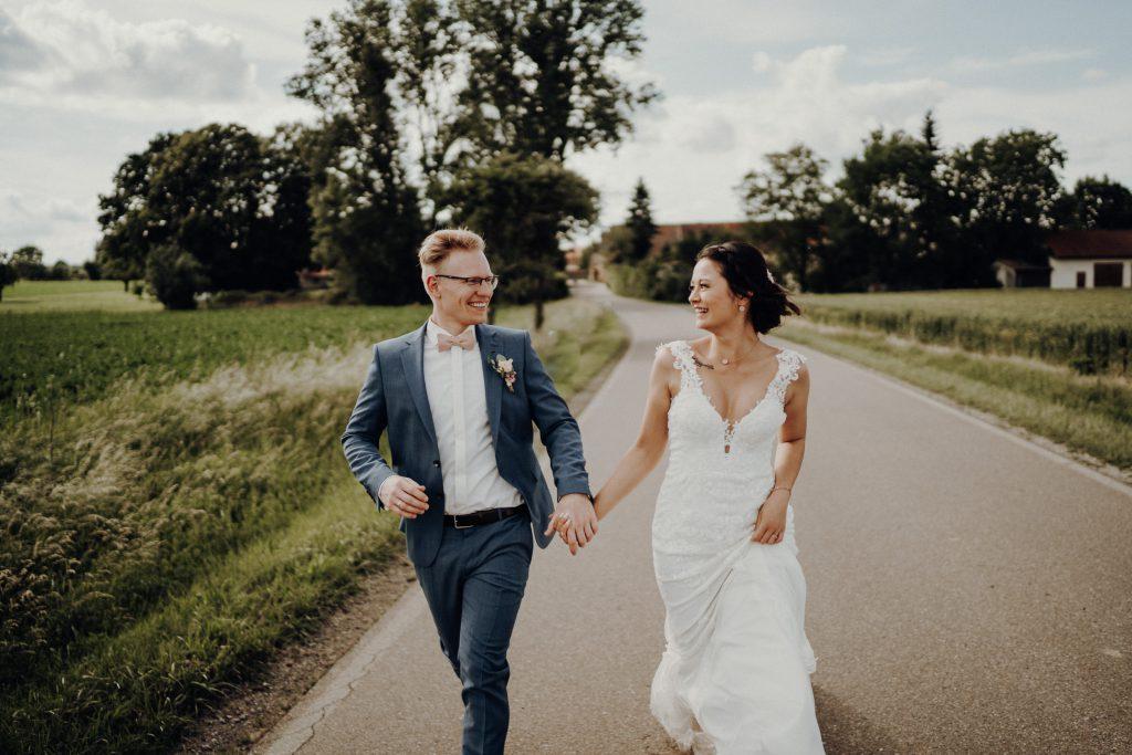 Hochzeit in Auernhofen